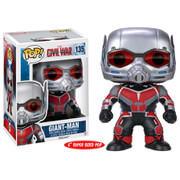 Marvel Captain America Civil War Ant-Man 6 Inch Funko Pop! Figur