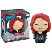 Marvel Captain America Civil War Black Widow Figurine Dorbz