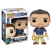 Uncharted 4 A Thief's End Nathan Drake Pop! Vinyl Figure