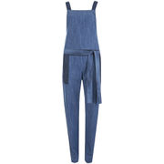 Vanessa Bruno Athe Women's Enjoy Jumpsuit - Chambray