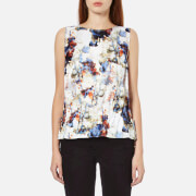 BOSS Orange Women's Kalower Top - Multi
