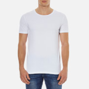 BOSS Orange Men's Tooles Scoop T-Shirt - White
