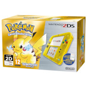 Nintendo 2DS Special Edition: Pokémon Yellow Version