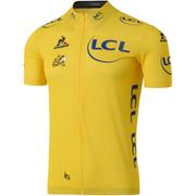 Le Coq Sportif Men's Tour de France 2016 Leaders Official Jersey - Yellow