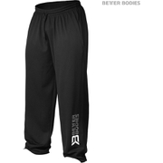 Better Bodies Men's Mesh Pants - Black