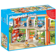 Playmobil City Life Children's Clinic with equipment (6657)
