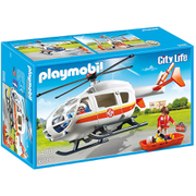 Playmobil City Life: Traumahelikopter (6686)
