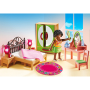 Playmobil Dollhouse Bedroom with Dressing Table (5309)