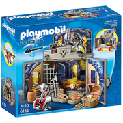 Playmobil My Secret Knights' Treasure Room Play Box (6156)