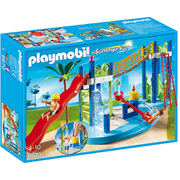Aire de jeux aquatique (6670) -Playmobil Summer Fun