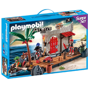 Playmobil Superset Piratenfestung (6146)
