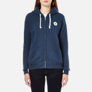 Converse Women's Full Zip Hoody - Nighttime Navy