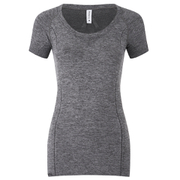 Primal Airespan Women's Knitted T-Shirt - Grey