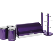 Morphy Richards 974102 6 Piece Storage Set - Plum