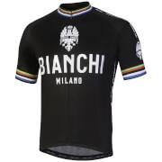Bianchi Pride Short Sleeve Jersey - Black