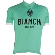 Bianchi Men's Pride Short Sleeve Jersey - Green