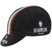 Bianchi Neon Cap - Black/Italian