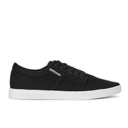 Supra Men's Stacks II Low Top Trainers - Black/White