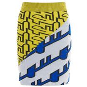 KENZO Women's Contrast Skirt - Multi