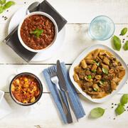 Exante Box of 7 Mixed Vegetarian Meals