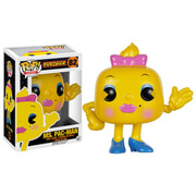Pac-Man Ms. Pac-Man Funko Pop! Vinyl