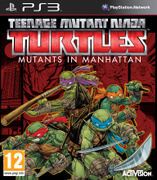 Teenage Mutant Ninja Turtles - Mutantes in Manhattan