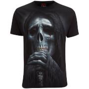Camiseta Spiral Requiem - Hombre - Negro