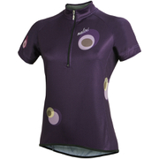 Nalini Women's Pandora Ti Short Sleeve Jersey - Purple