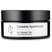 Carsons Apothecary Mr Carsons' Tea Shaving Cream