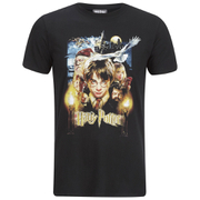 Harry Potter & Friends Men's T-Shirt - Black