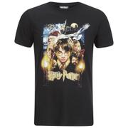 Harry Potter & Freunde Herren T-Shirt - Schwarz