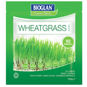 Bioglan Superfoods Supergreens Wheatgrass Powder - 100g