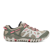Merrell Women's All Out Blaze Aero Sport Shoes - Beige/Khaki