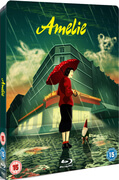 Amelie - Zavvi Exclusive Limited Edition Steelbook (UK EDITION)