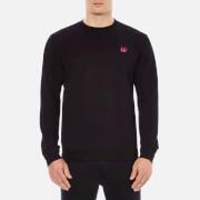 McQ Alexander McQueen Men's Crew Neck Sweatshirt - Darkest Black