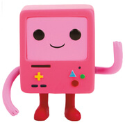 Adventure Time Pink BMO EXC Pop! Vinyl Figure