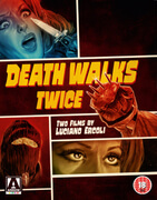 Death Walks Twice: Two Films By Luciano Ercoli - Limited Edition - Dual Format (Includes DVD)