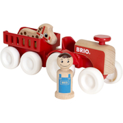 Brio Farm Tractor Set