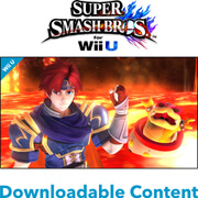 Super Smash Bros. for Wii U - Roy DLC