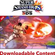 Super Smash Bros. for Nintendo 3DS - Ryu & Suzaku Castle Stage DLC