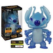 Lilo & Stitch Hikari Sofubi Vinyl Actionfigur Blue Glitter Stitch