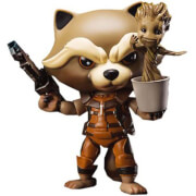 Figurine Rocket Raccoon - Marvel Les Gardiens de la Galaxie