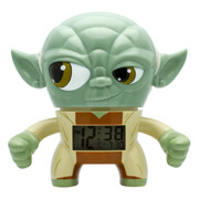 BulbBotz Star Wars Yoda Clock