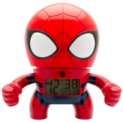 BulbBotz Marvel Spider-Man Clock