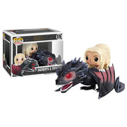 Game of Thrones Daenerys on Drogon Funko Pop! Ride