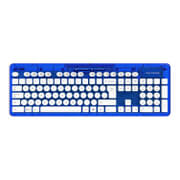 Rock Candy Wireless Keyboard - Blueberry Boom
