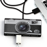 Concentrateur USB Appareil Photo - Superhubs