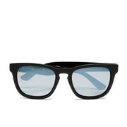 Lacoste Unisex Wayfarer Sunglasses - Black Matt