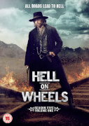 Hell on Wheels - Season 5 Volume 1