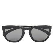 Calvin Klein Jeans Unisex Wayfarer Sunglasses - Black